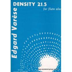 Varese E. Density 21.5 (Kerby)