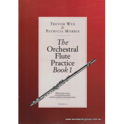 Wye T. The Orchestral Flute Practice Book 1 (Novello)
