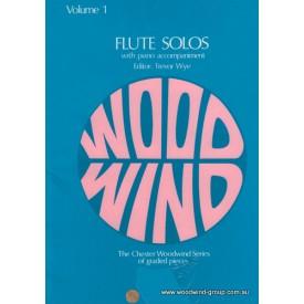 Wye, T. Flute Solos Vol 1