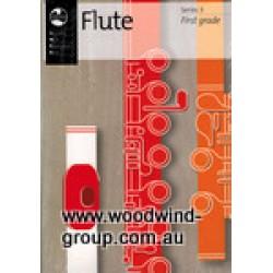 AMEB 1st Grade Flute Series 3 (Incl. Pno Acc.)
