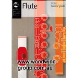 AMEB 2nd Grade Flute Series 3 (Incl. Pno Acc.)