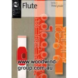 AMEB 3rd Grade Flute Series3 (Incl. Pno Acc.)