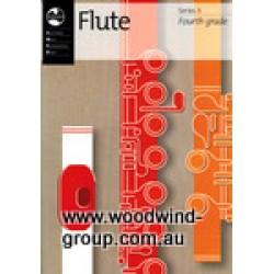 Ameb 4th Grade Flute Series3 (Incl. Pno Acc.)