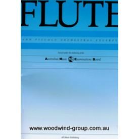 AMEB Flute/Piccolo Orchestral Excerpts