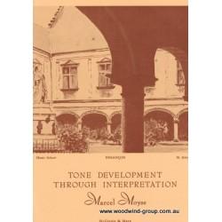 Moyse Tone Development Through Interpretation (McGinnis & Marx)