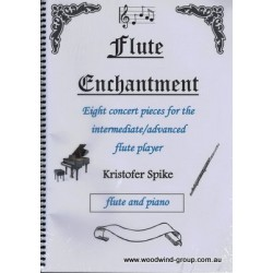 Spike. Kristofer  Flute Enchantment