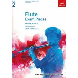 Flute Exam Pieces Grade 2 - ABRSM