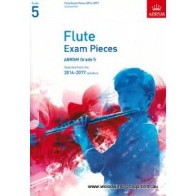 Flute Exam Pieces Grade 5 -ABRSM