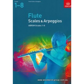 Flute Scales & Arpeggios -ABRSM