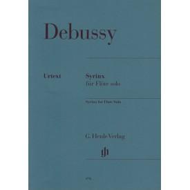 Debussy C Syrinx (Henle - Urtext)