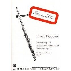 Doppler F.  Flote in Salon (Zimmermann)