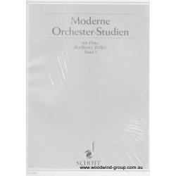 Zoller K.  Modern Orchestra Studies Bk 1 (Schott)